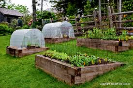 Kitchen Garden Planter How To Grow Vegetables All Year Long Even In Winter