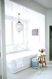 chandelier over tub code medium size of chandelier over freestanding tub chandelier over tub code mini