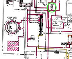 4l80e fluid flow