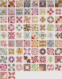 Farmer's wife sampler quilt – blocks 73 to 77 | Sewn Up & I have so far completed around 77 blocks of the Farmer's wife quilt sampler. Adamdwight.com
