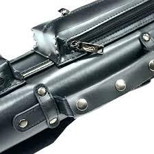 pool cue cases billiard case 3 bat 5 shaft black carbon for volturi leather outlaw griffin pool cue cases
