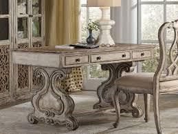 vintage hooker furniture desk. Hooker Furniture Chatelet Paris Vintage 60\u0027\u0027L X 30\u0027\u0027W Rectangular Trestle Desk