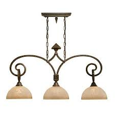 get ations uttermost 21079 3 light kitchen island fixture from the legato collection with h