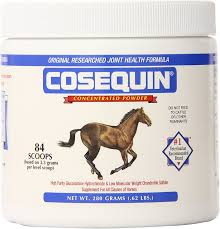 Equine Joint Supplement Comparison Chart Nutramax Cosequin Concentrated Powder Joint Health Horse Supplement 62 Lb Tub