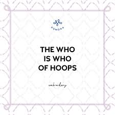Embroidery Hoops The Who Is Who Of Hoops Pumora
