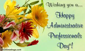 Administative Day Wish An Admin Pro Free Happy Administrative Professionals Day