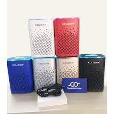 Loa Bluetooth v5.0 KOLEER - S818 (Hàng chính hãng - Bảo hành 6 tháng), giá  chỉ 389,000đ! Mua ngay kẻo hết!