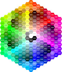 Color Chart With Hex Codes Www Bedowntowndaytona Com