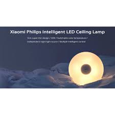 Xiaomi Philips Smart Led Ceiling Lamp Adjust Cold Warm Color