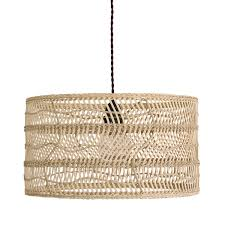 wicker pendant light. HK Living Wicker Pendant Lamp Light F