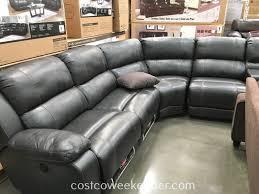 pulaski power recliner brilliant costco furniture leather home theater in 2