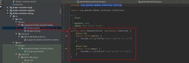 Dubbo SPI source code ...