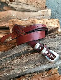 for leather ranger belts golf concho belts embossed belts and other handmade leather products insko leather apollo pa