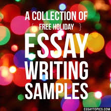 holiday essay topics titles examples in english  100% papers on holiday essay sample topics paragraph introduction help research more class 1 12 high school college