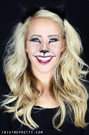 easy kitty makeup tutorial easy kitty makeup tutorial