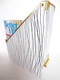 Punch Studio Magazine Holder Custom Magazine Holder 66