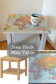 grasstanding eplap 17621 urban furniture. Furniture Upcycling Ideas. How To Make A Map Table An Ikea Hack Ideas Grasstanding Eplap 17621 Urban M
