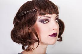 20s Hair Style 20s style hair tutorial a vintage wedding guide 6693 by wearticles.com