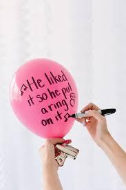 Balloon Designs For Bridal Shower Diy Balloon Wishes For Bride To Be Bridal Shower Balloon