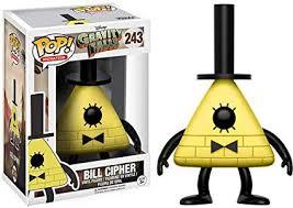 Amazoncom Funko Pop Disney Gravity Falls Bill Cipher Styles And