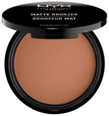Купить пудра <b>бронзирующая NYX Professional Makeup</b> Matte ...