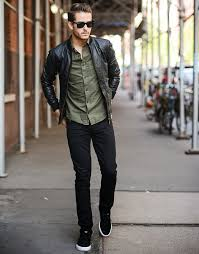 smart jacket style for men to wear on casual outings