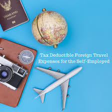 tax deduction for travel expenses