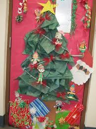 Door Christmas Tree U0026 Screen Door Christmas TreeClassroom Christmas Tree