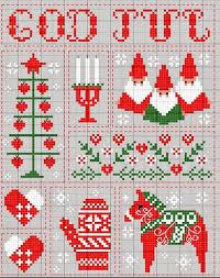 Free Cross Stitch Pattern Xmas Cross Stitch Cross Stitch