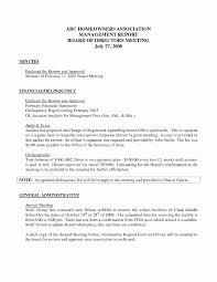 Conference Report Template Best Board Report Template Example ...
