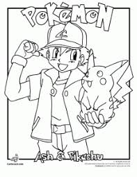 There are different community helpers and each play an important role in our society. Pokemon Coloring Pages Woo Jr Kids Activities