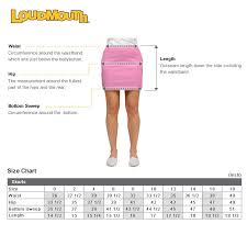 Ladies Golf Club Size Chart Loudmouth Golf Shirt Sizing Related Keywords Suggestions
