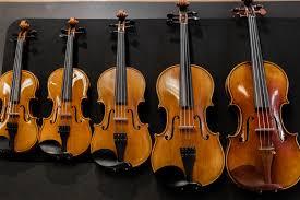 Violin Sizes Amro Music Memphis