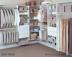 closet systems. Custom White Closet System Brunsell Lumber Systems