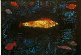 the golden fish painting paul klee the golden fish art painting