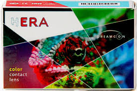 <b>Цветные контактные линзы</b> Dreamcon <b>Hera</b> Carnival 8.6, 0, 14,5 ...
