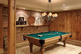Wooden Games Room wooden billiard room showing rustic design klubickoorg 30