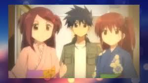 Sxs anime kiss x sis