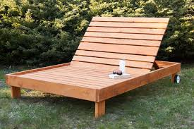 diy outdoor chaise lounge black decker