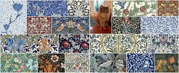 William Morris Textile Designs William Morris Tiles From Textiles Tile Catalog And Gallery
