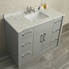 fashionable idea 48 single sink bathroom vanity 18