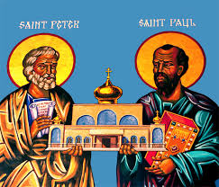 Image result for Dedication of the Basilicas of Saints Peter and Paul, Apostles