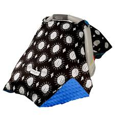 cat canopy baby car seat cover blanket with minky interior maddox com