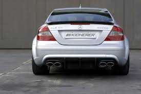 The Racer: Kicherer Tunes The Mercedes-Benz CLK63 AMG Black Series ...