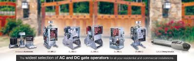 all o matic the leader in gate operators
