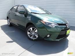 2014 4Evergreen Mica Toyota Corolla LE Eco #85854261   GTCarLot ...