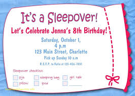 sleepover template invitations for sleepover party templates awesome girl sleepover