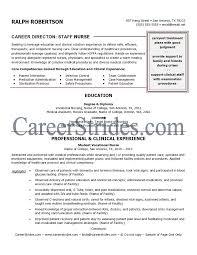 Nursing Student Resume Examples 62 Images New Graduate Nurse