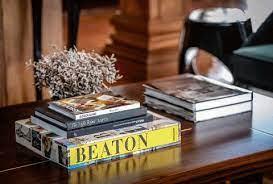 coffee table books sete livros para