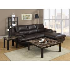 top 79 great furniture living room black stained wooden coffee table with square granite top combined l shaped leather sleeper sofa sets stone and metal